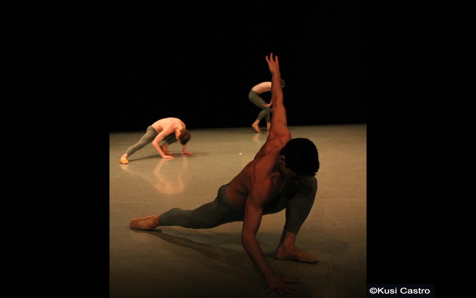 Ksenia Zvereva's choreography Lost